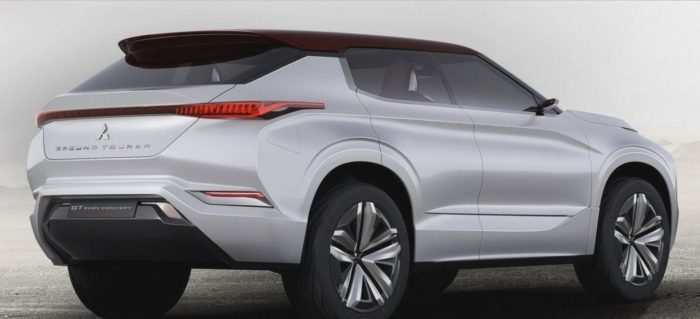 32 The 2019 All Mitsubishi Pajero New Concept