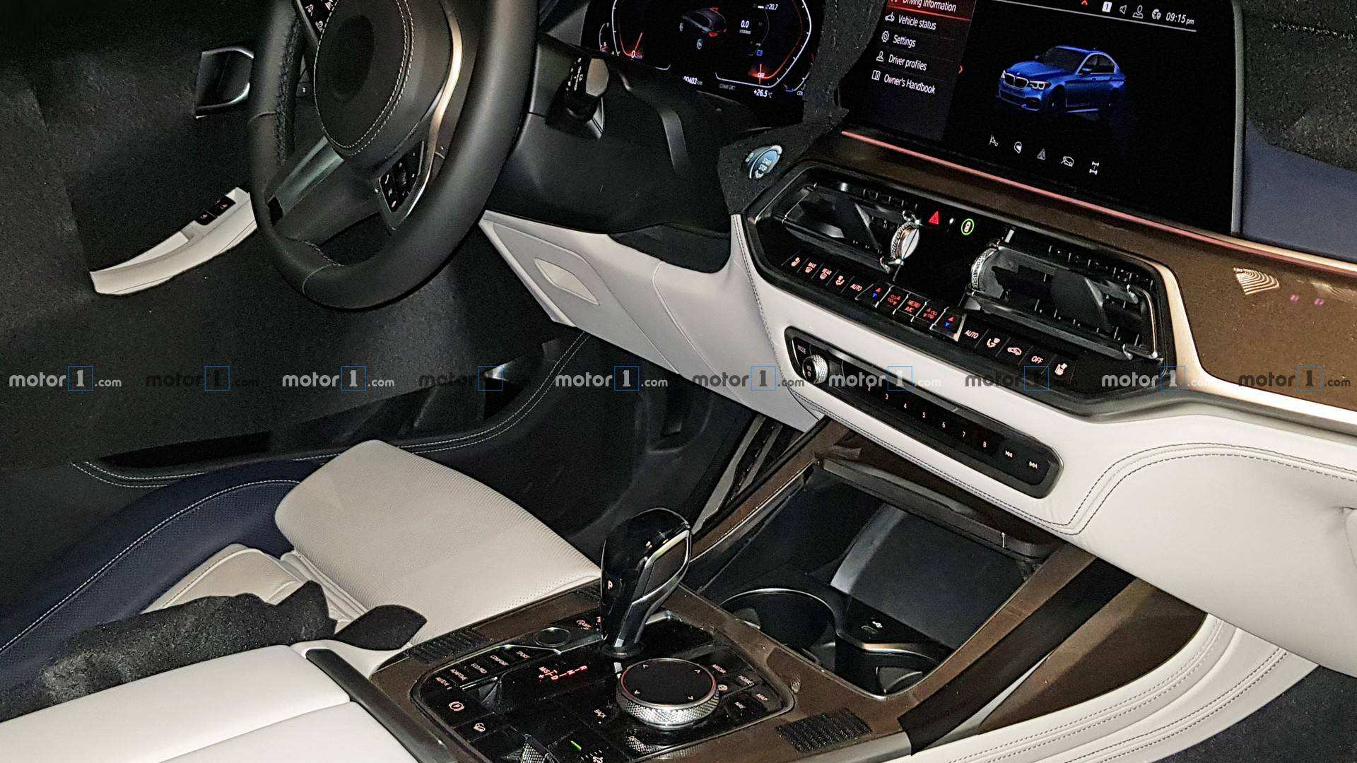 32 The 2019 BMW X7 Suv Series Interior