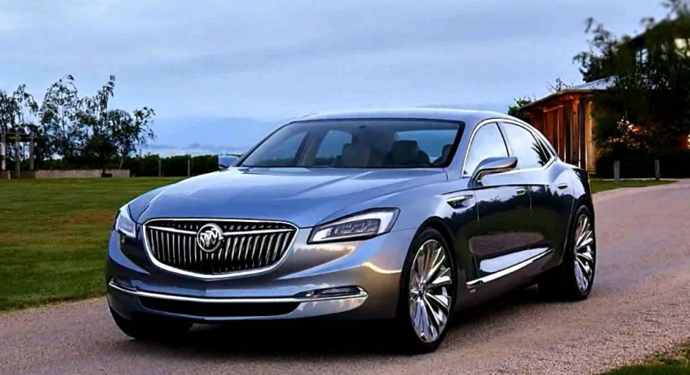 32 The 2019 Buick Park Avenue Photos