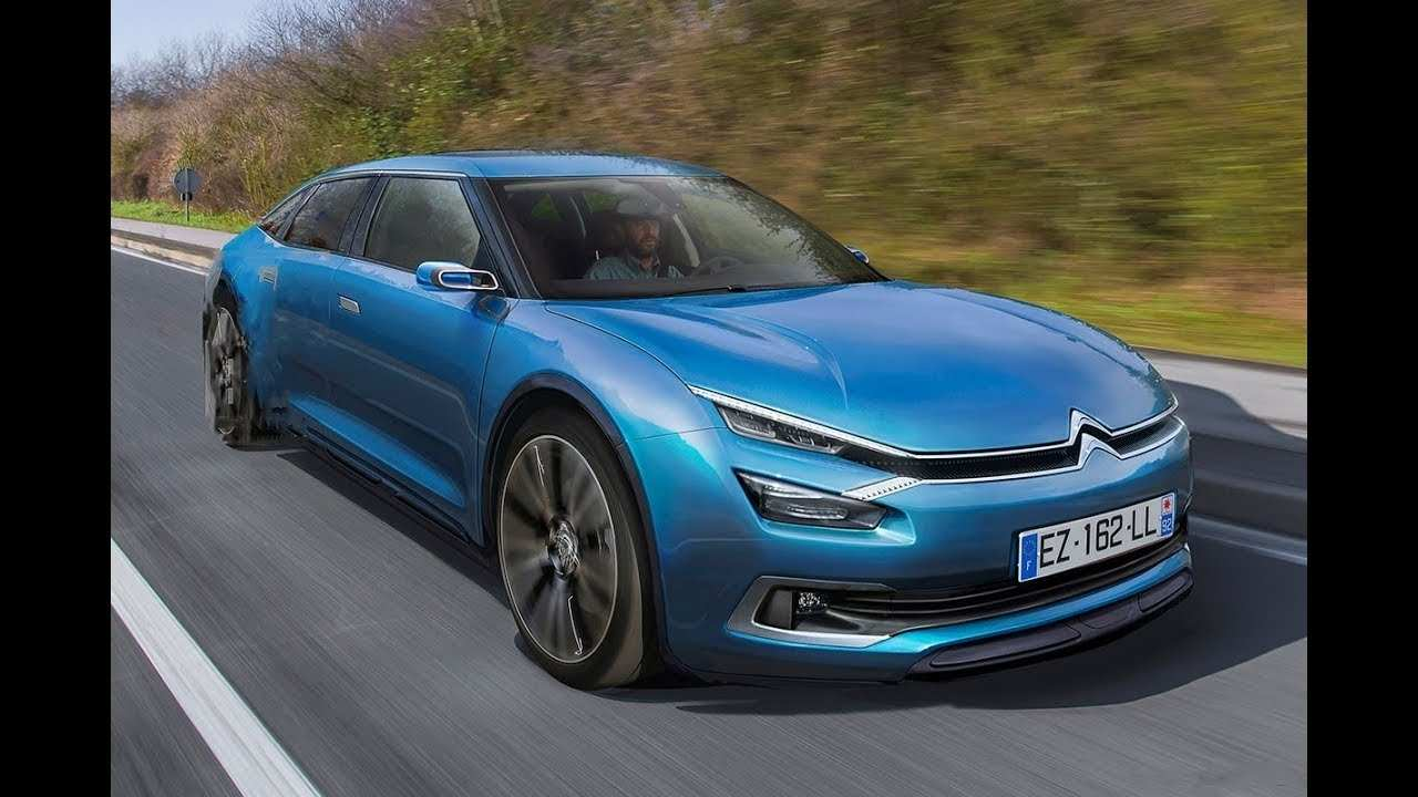 32 The 2019 Citroen DS5 New Concept