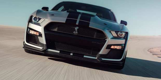 32 The 2019 Ford Mustang Shelby Gt500 Redesign