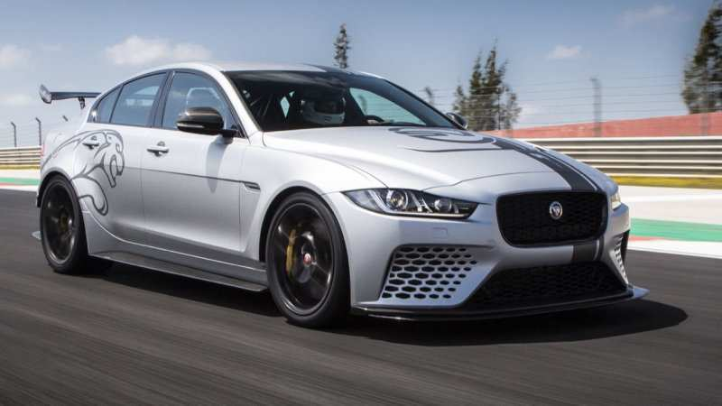 32 The 2019 Jaguar Project 8 Pricing