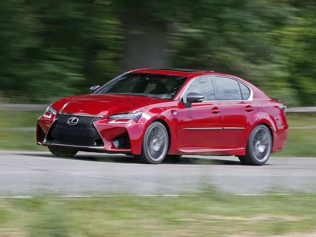 32 The 2019 Lexus GS F Review And Release Date