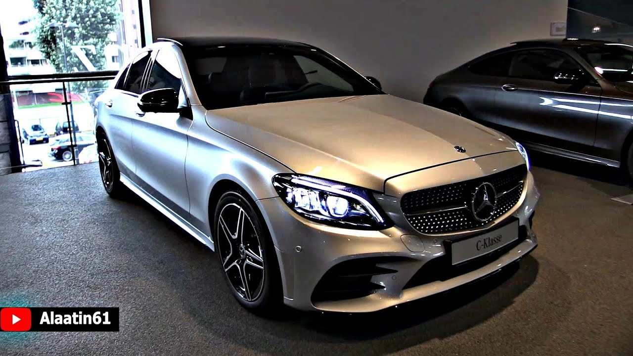 32 The 2019 Mercedes Benz C Class New Model And Performance