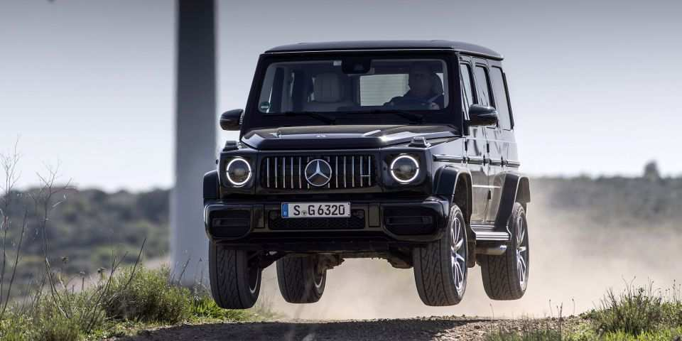 32 The 2019 Mercedes G Class Price