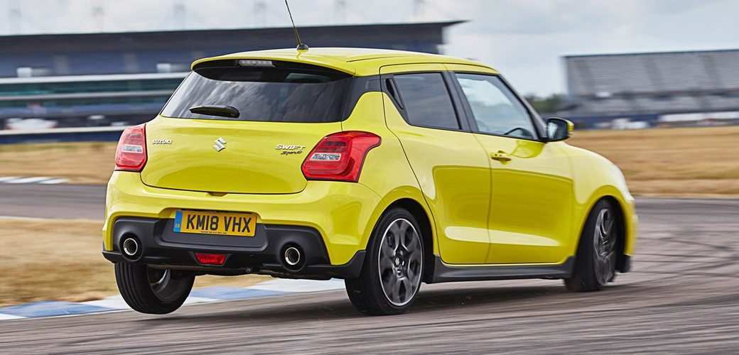 32 The 2019 New Suzuki Swift Sport Ratings