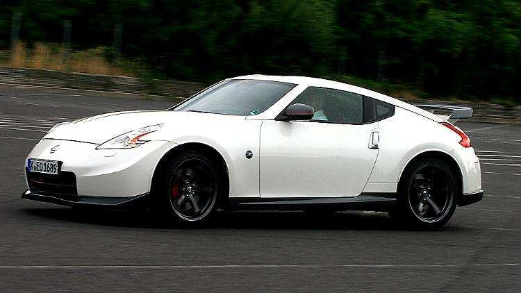 32 The 2019 Nissan Z Turbo Nismo Speed Test