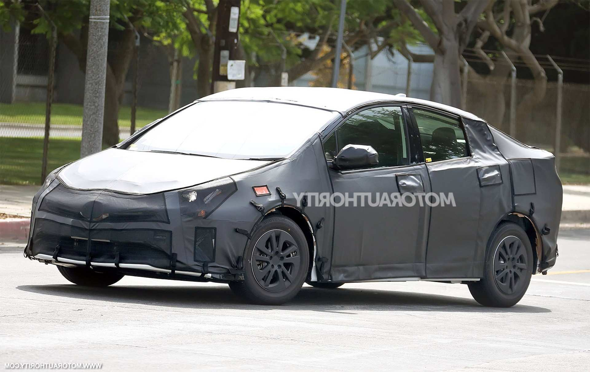 32 The 2019 Spy Shots Toyota Prius Specs