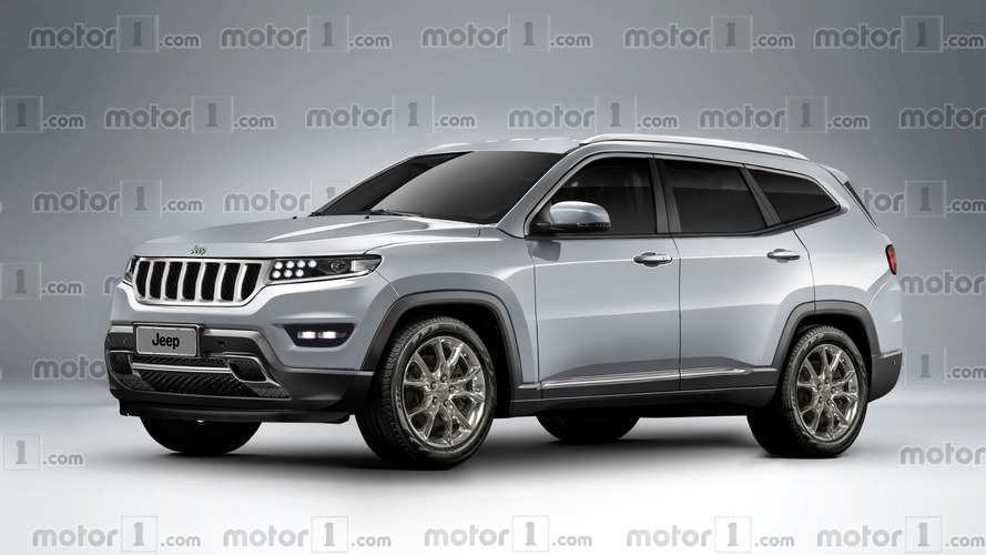 32 The 2019 The Jeep Grand Wagoneer Concept And Review