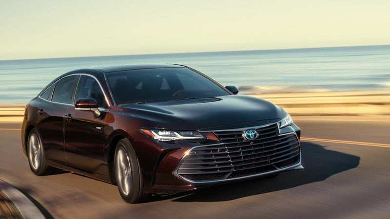 32 The 2019 Toyota Avalon Concept