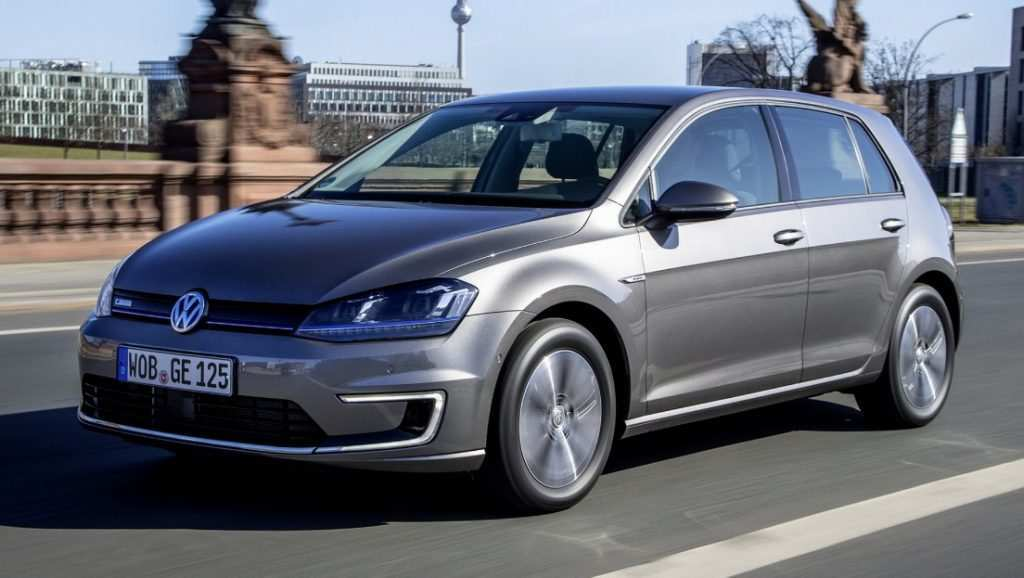 32 The 2019 Vw E Golf Picture