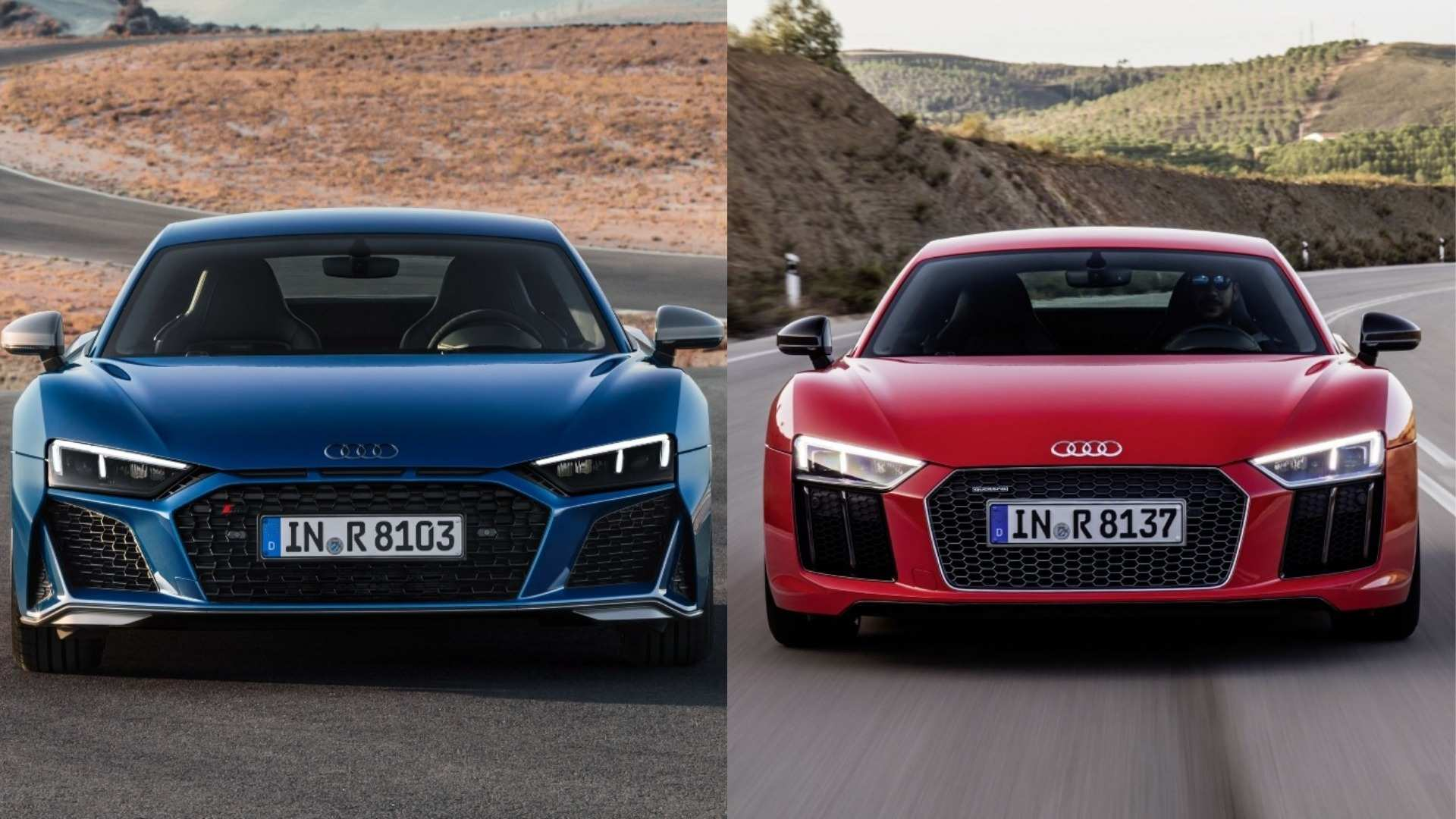 32 The 2020 Audi R8 History