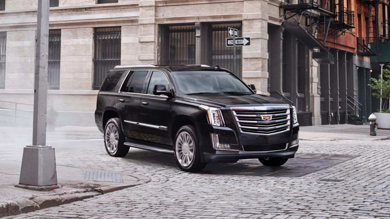 32 The 2020 Cadillac Escalade Vsport Price And Release Date