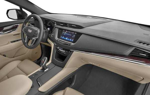 32 The 2020 Cadillac Xt6 Interior Engine