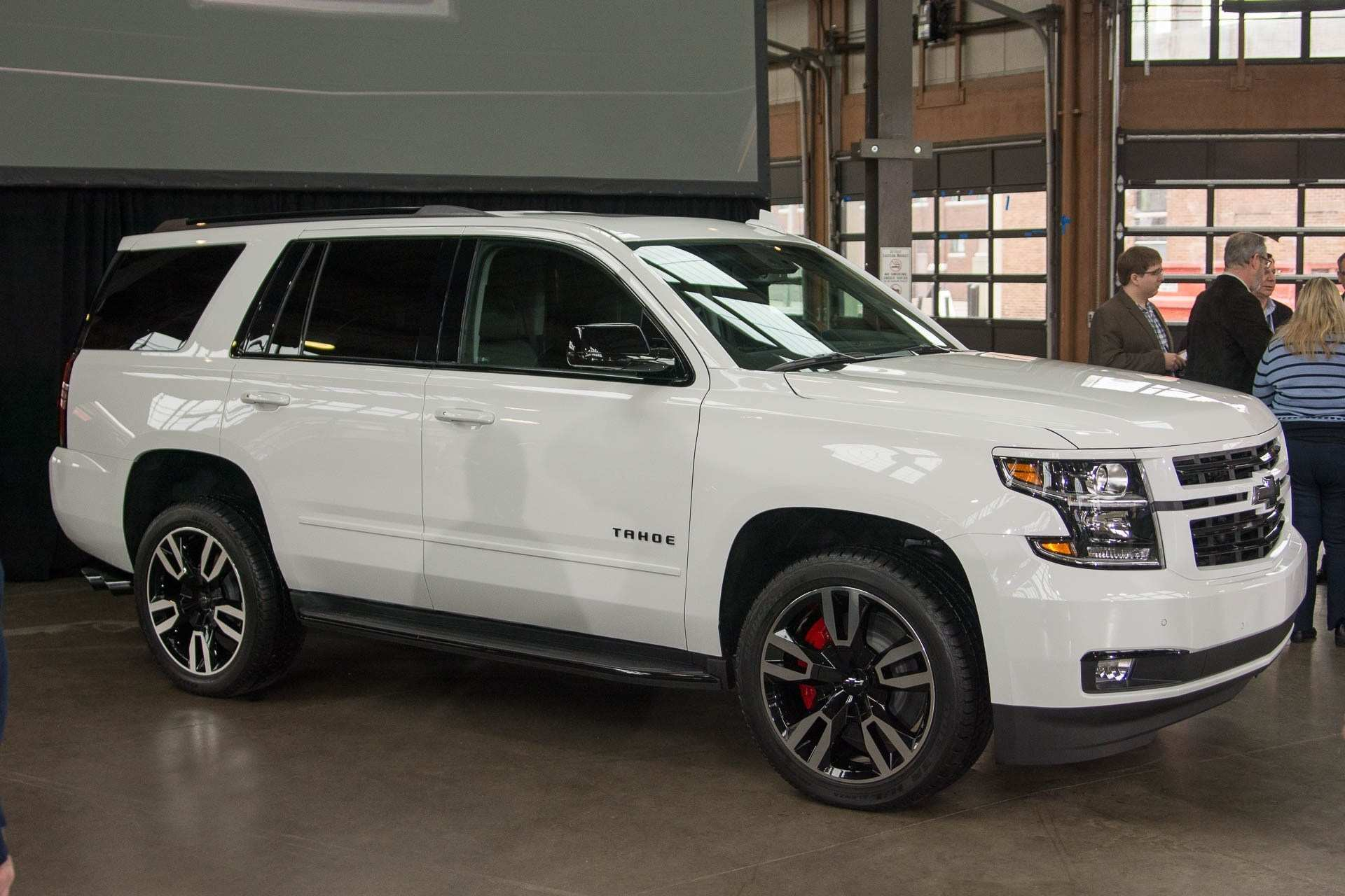 32 The 2020 Chevrolet Suburban New Model and Performance