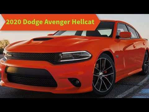 32 The 2020 Dodge Avenger Redesign And Concept