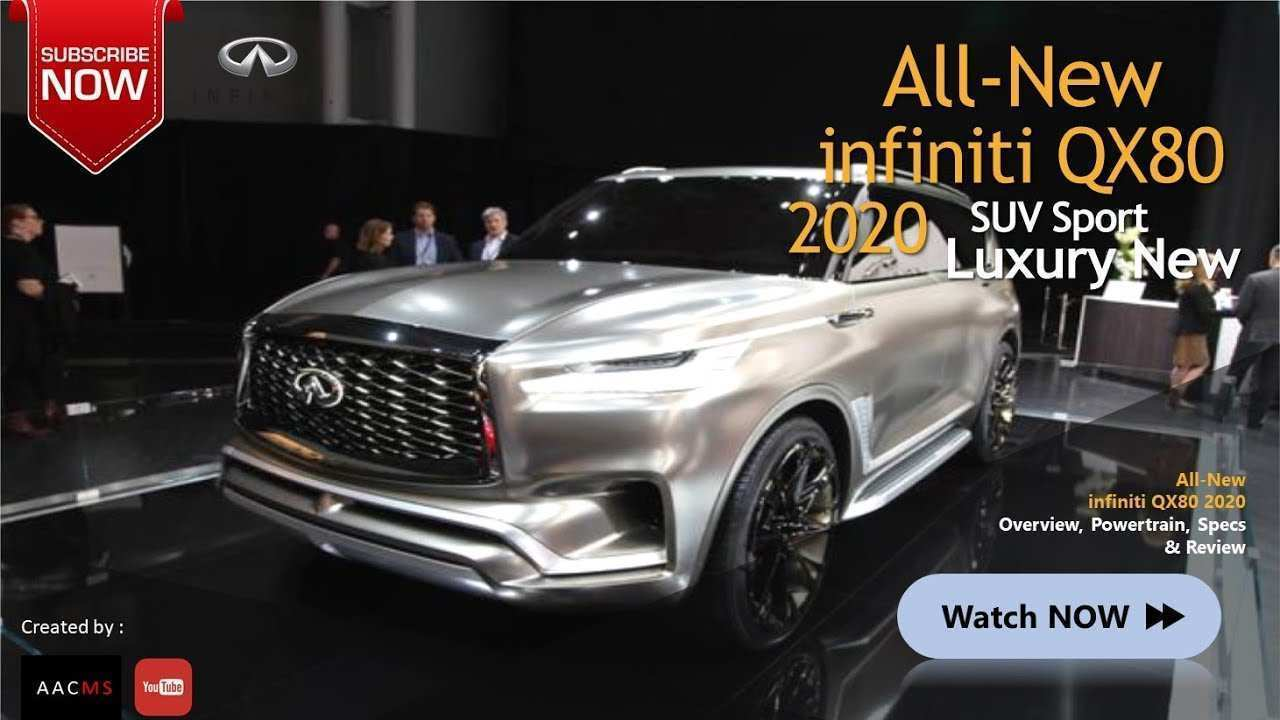 32 The 2020 Infiniti Qx80 Suv Specs