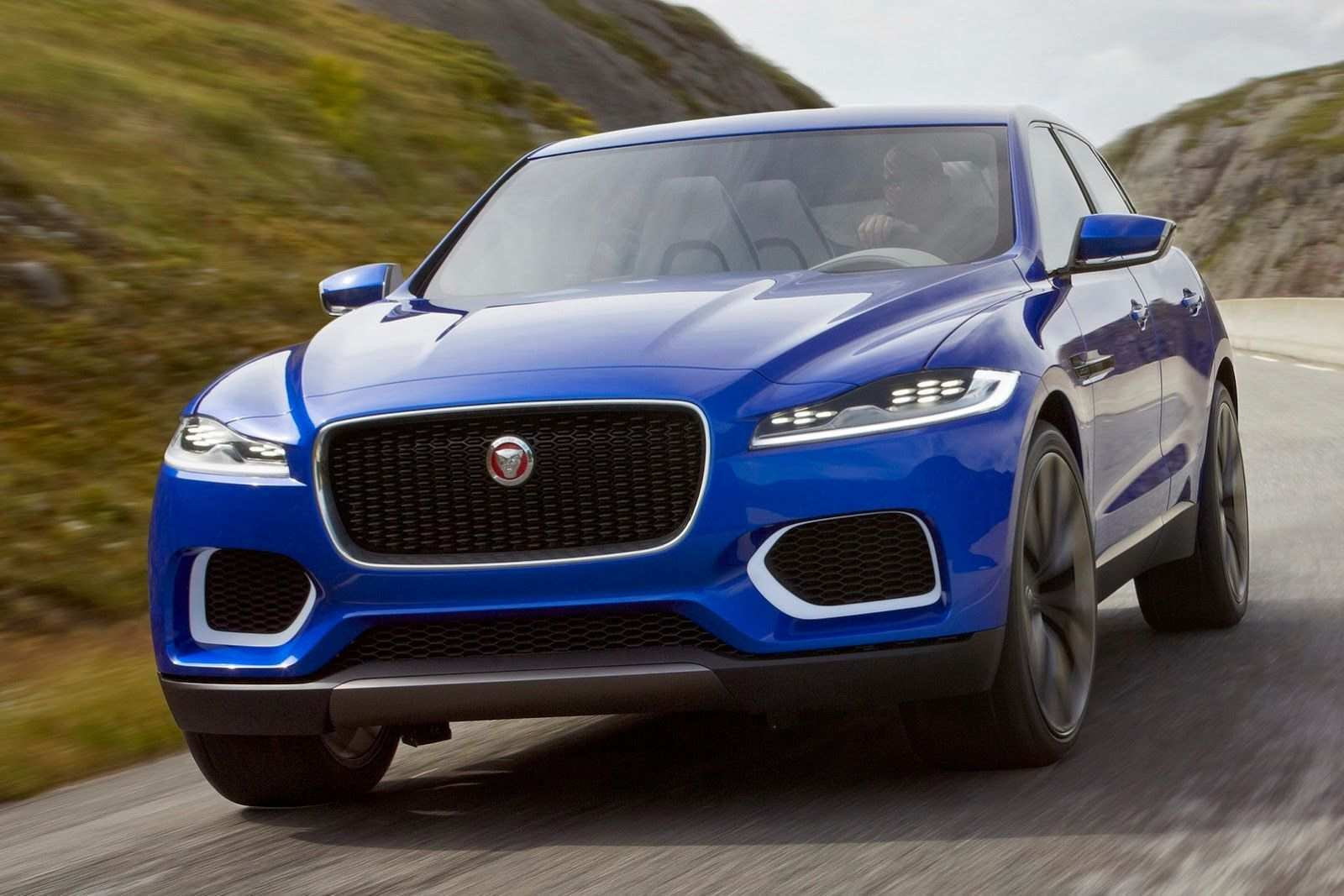 32 The 2020 Jaguar C X17 Crossover Release Date And Concept