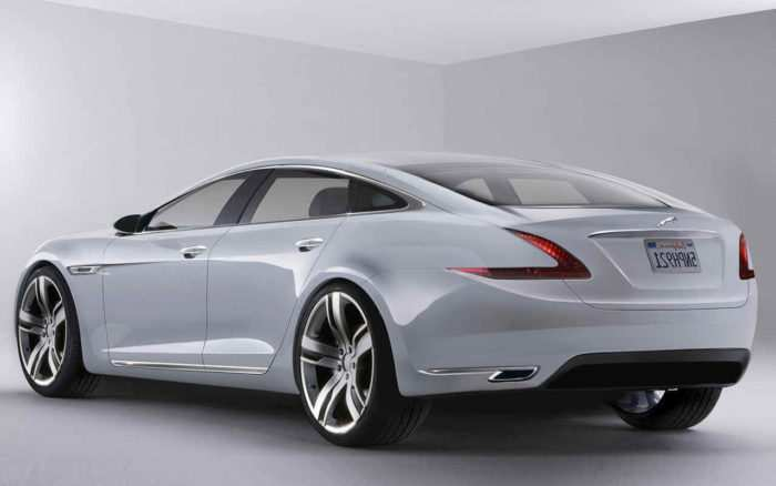 32 The 2020 Jaguar XF Picture