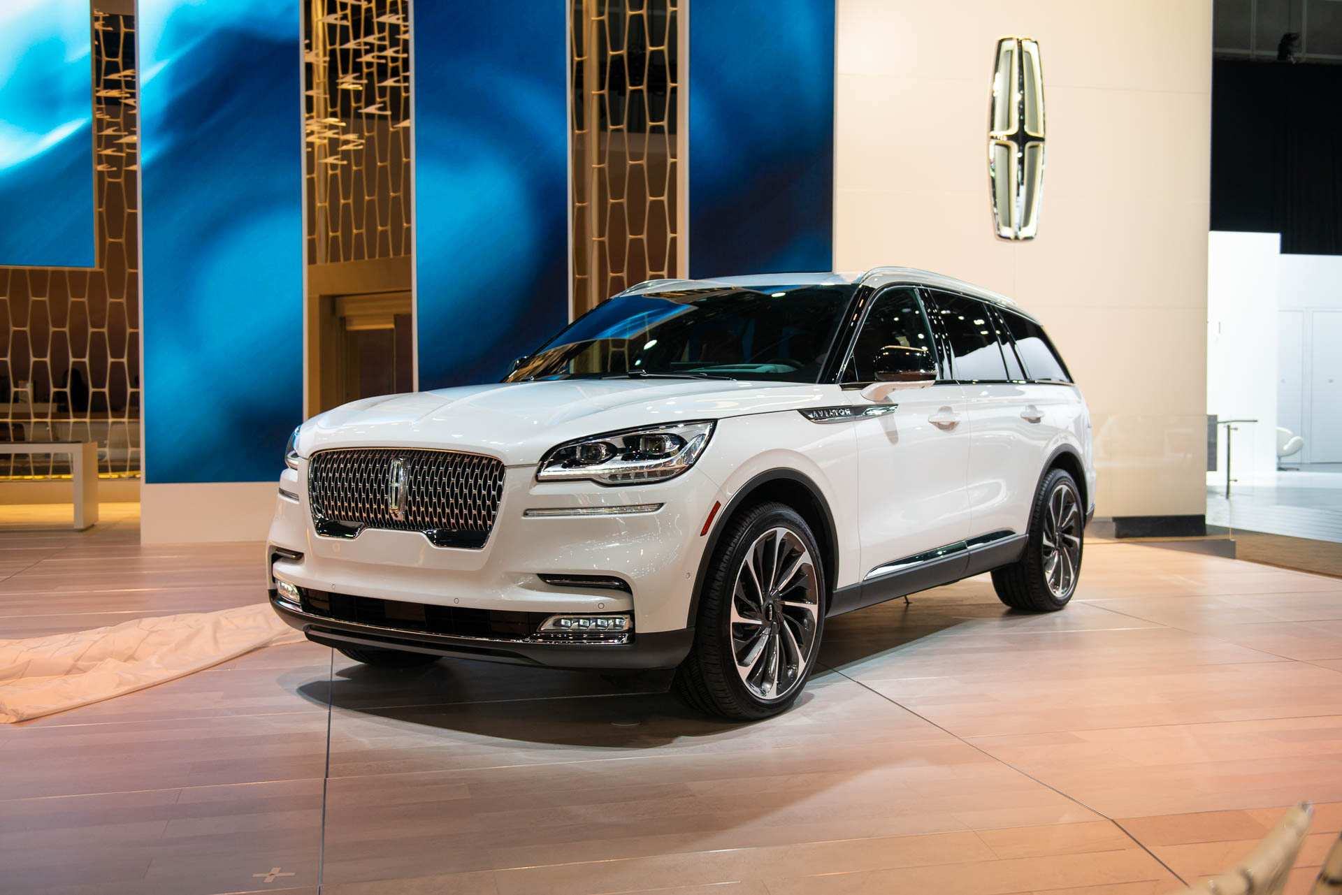 32 The 2020 Lincoln Navigator Release