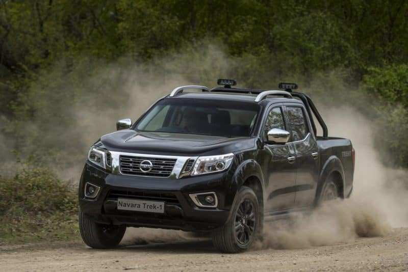 32 The 2020 Nissan Frontier History