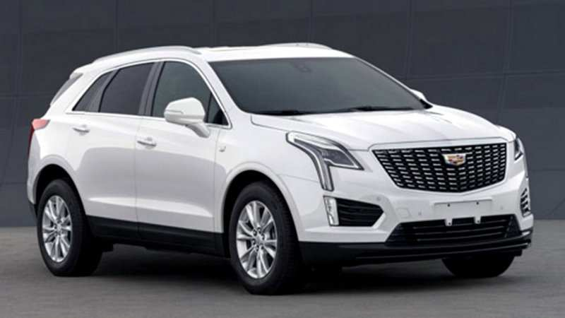 32 The 2020 Spy Shots Cadillac Xt5 New Model And Performance