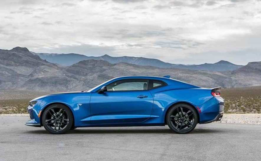 32 The 2020 The All Chevy Camaro Performance And New Engine