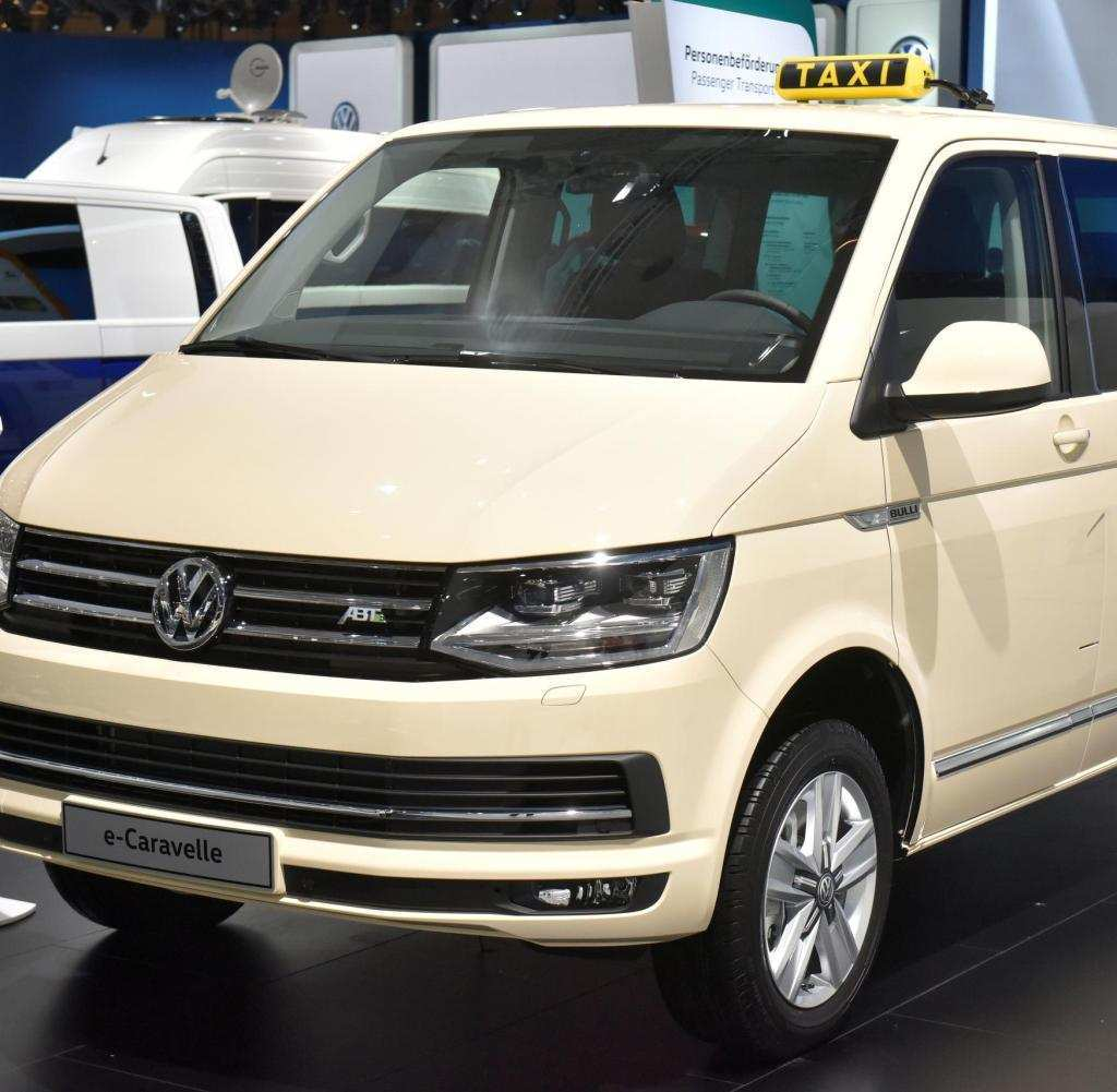 32 The 2020 VW Caddy Concept