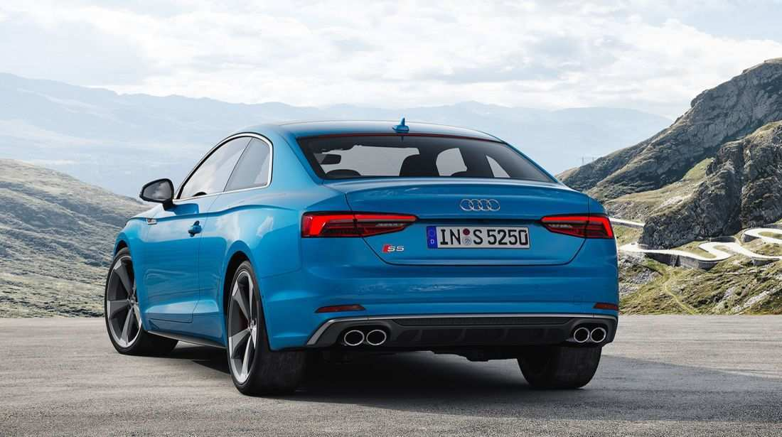 32 The Best 2019 Audi A5s Review And Release Date