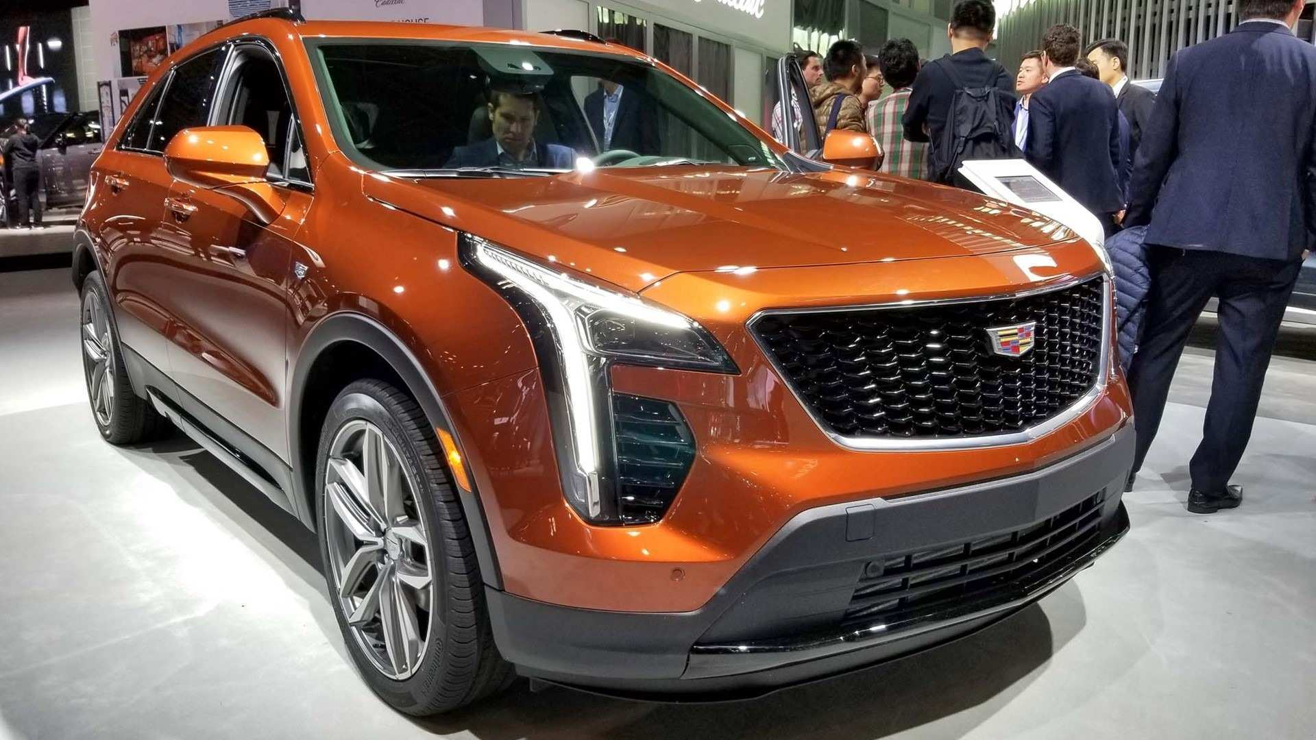 32 The Best 2019 Cadillac SRX Wallpaper
