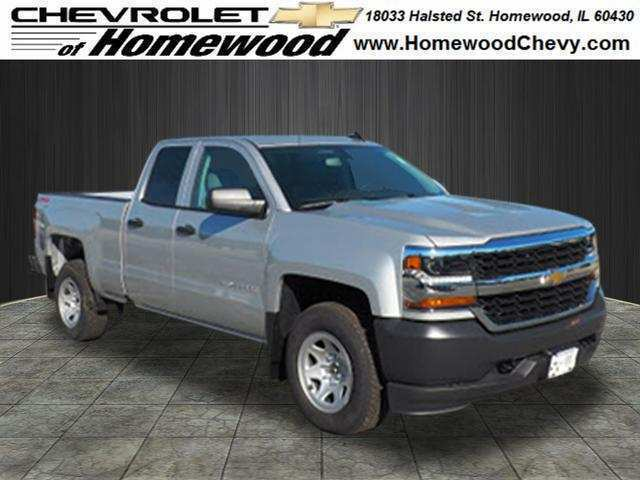 32 The Best 2019 Chevy Silverado 1500 Wallpaper