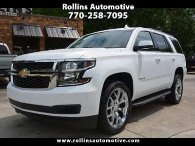 32 The Best 2019 Chevy Tahoe Ltz Specs And Review