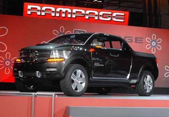 32 The Best 2019 Dodge Rampage Release Date