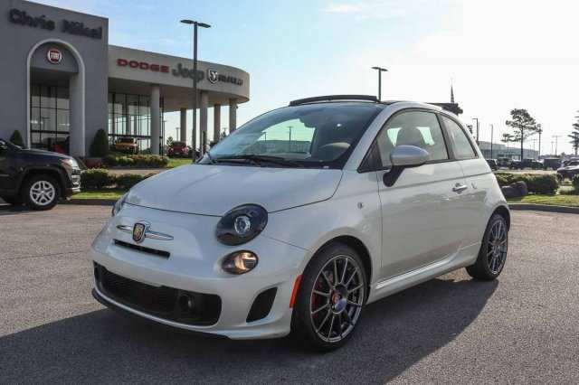 32 The Best 2019 Fiat 500 Abarth New Model And Performance