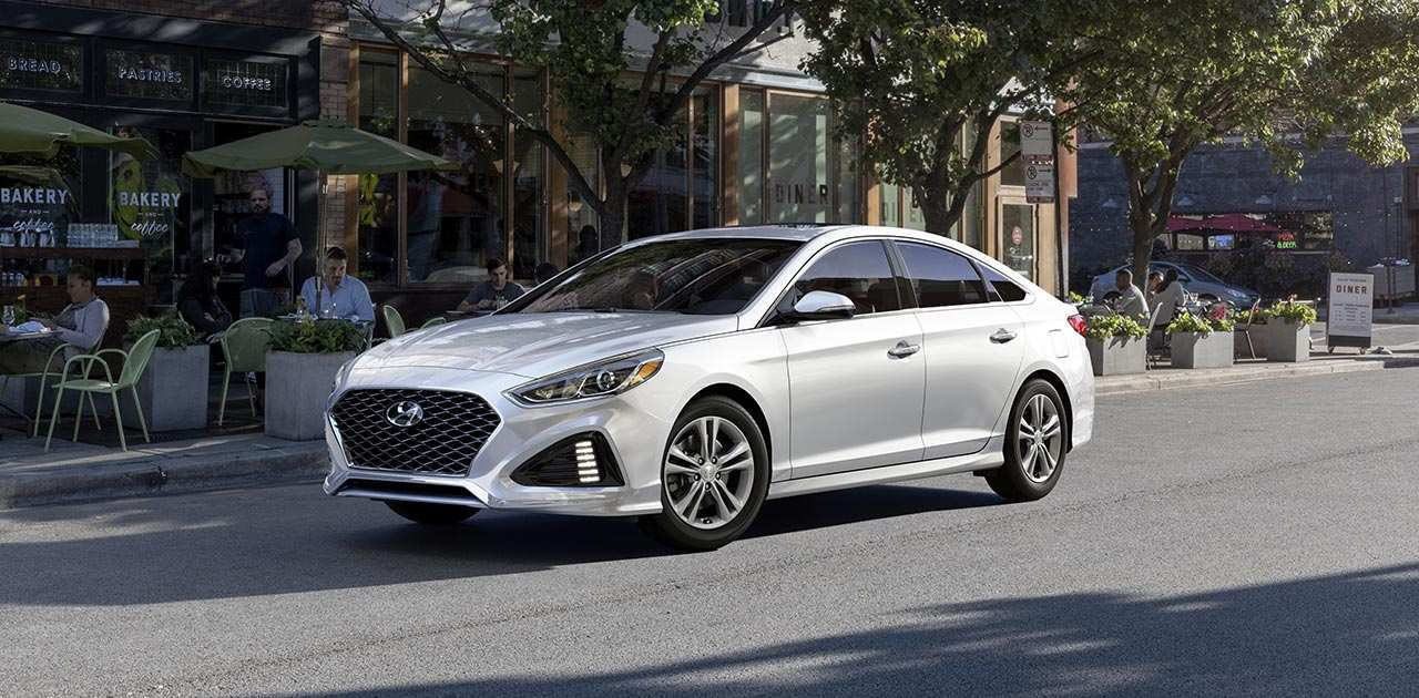 32 The Best 2019 Hyundai Sonata Hybrid Research New