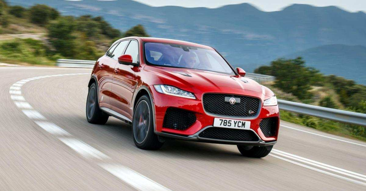 32 The Best 2019 Jaguar F Pace Svr 2 New Concept