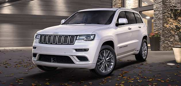 32 The Best 2019 Jeep Grand Cherokee Diesel Release Date
