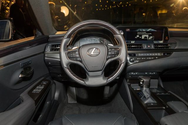 32 The Best 2019 Lexus Es 350 Interior History