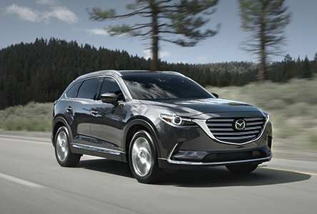 32 The Best 2019 Mazda CX 9 Exterior