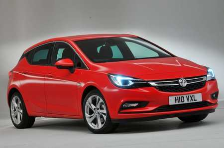 32 The Best 2019 New Opel Astra Spy Shoot