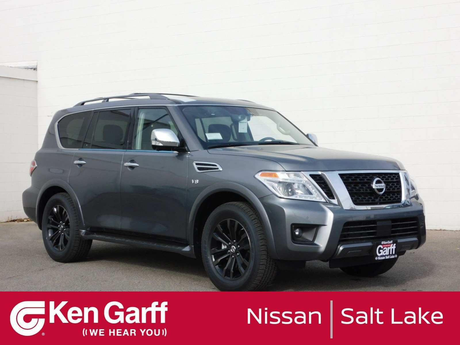 32 The Best 2019 Nissan Armada Research New