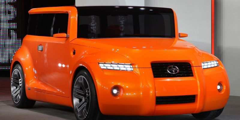 32 The Best 2019 Scion XD Release Date And Concept