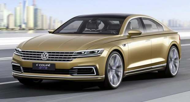 32 The Best 2019 VW Phaeton Redesign And Concept