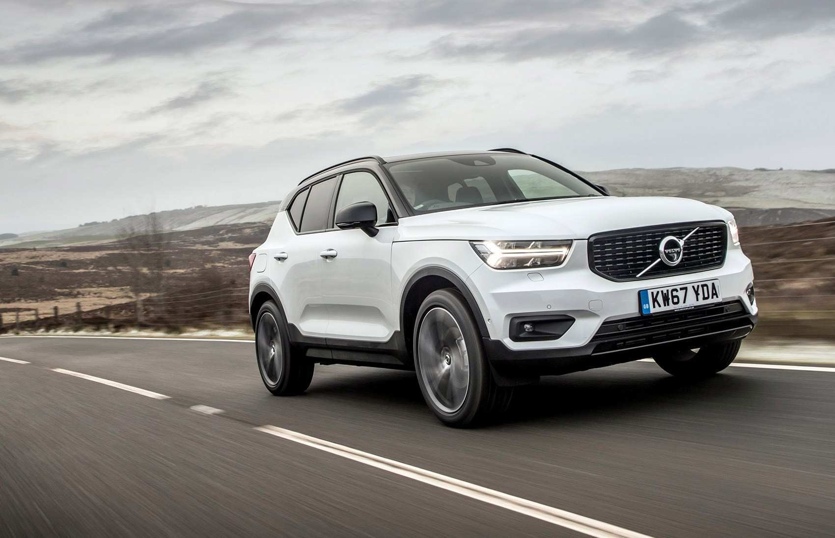 32 The Best 2019 Volvo Xc40 Length Photos