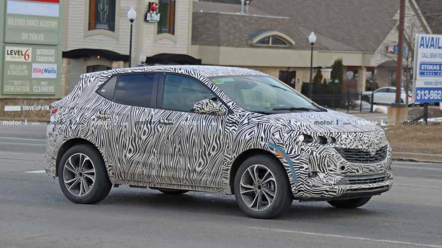 32 The Best 2020 Buick Verano Spy Pictures
