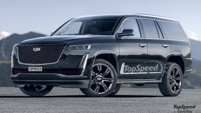 32 The Best 2020 Cadillac Escalade V Ext Esv Specs
