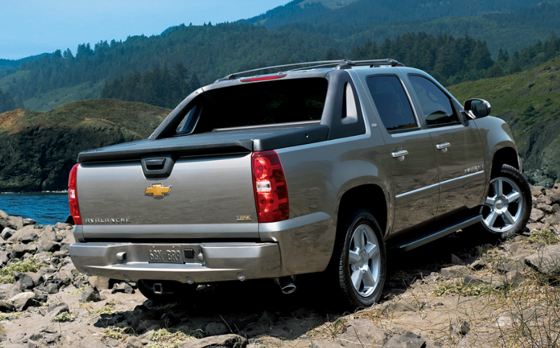 32 The Best 2020 Chevy Avalanche Model