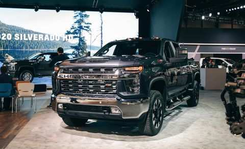 32 The Best 2020 Chevy Silverado 1500 2500 Concept And Review