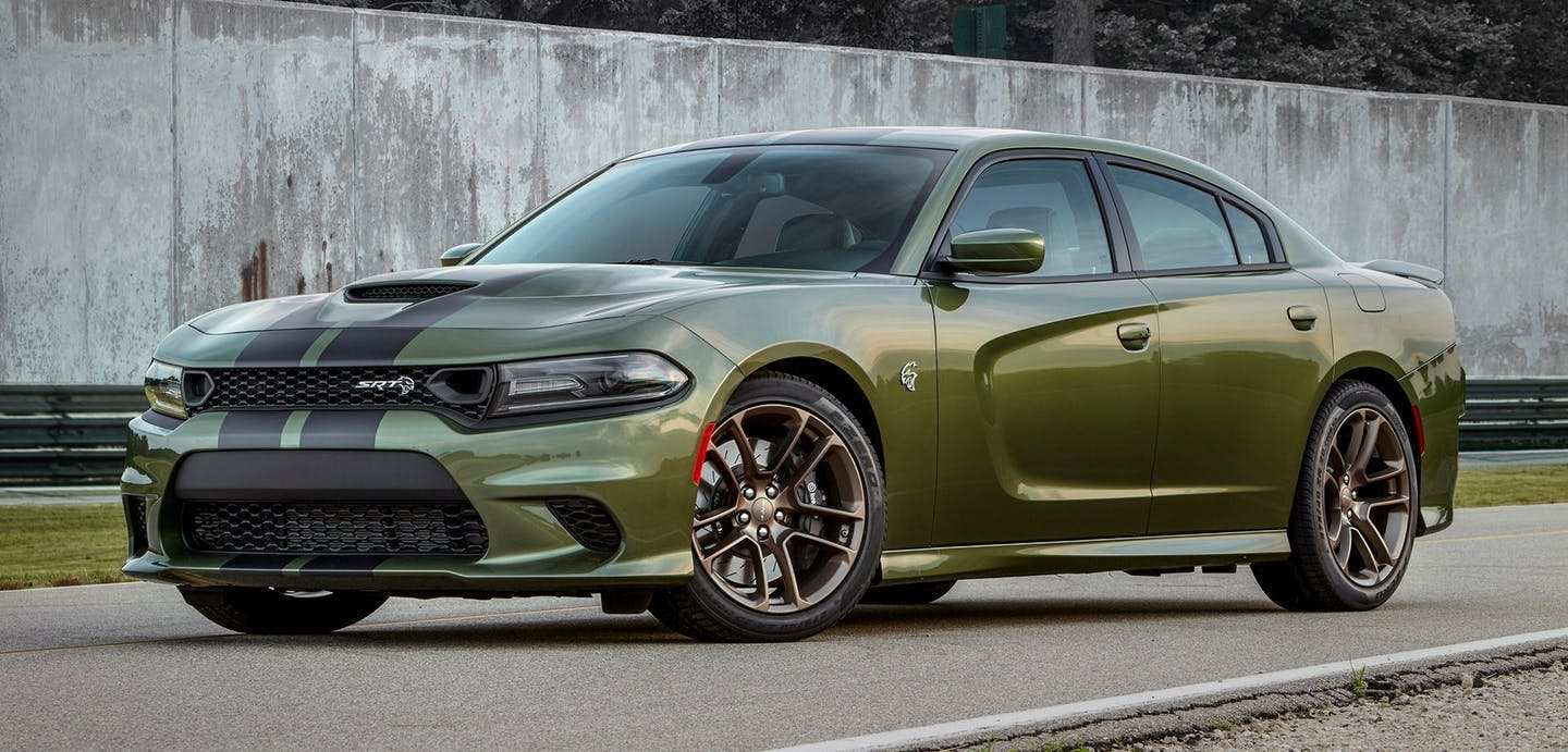 32 The Best 2020 Dodge Challenger Hellcat Exterior And Interior