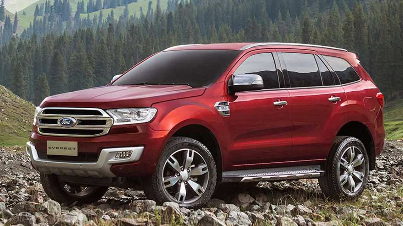 32 The Best 2020 Ford Everest Engine